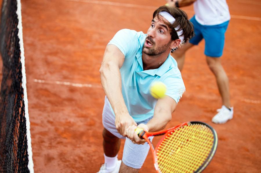 Tennisspieler_RTC_Club_Match_Training
